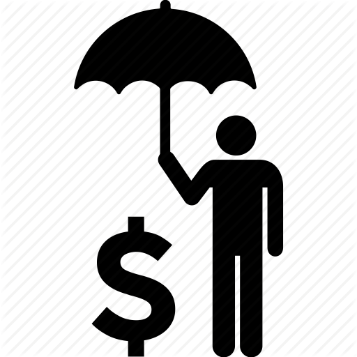 Business, Company, Credit, Insurance, Invest, Money, Umbrella Icon