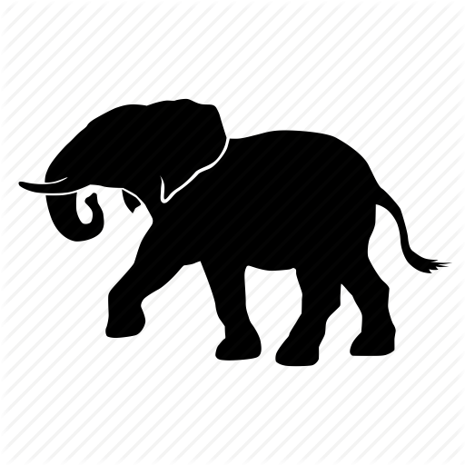 Elephant Icon Download Free Vectors