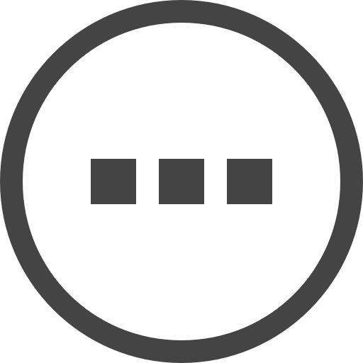 Ellipsis Circle Icons Free Download