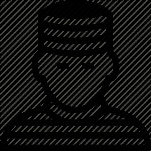 Arrest, Person, Police, Prison, Prisoner Icon