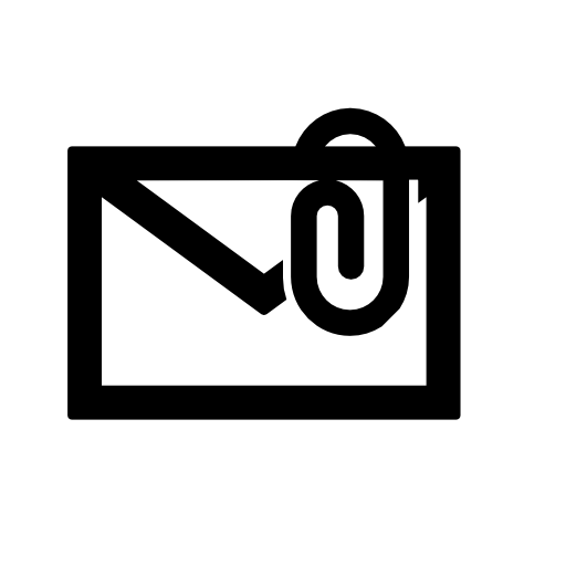 Mail Attachment Icons Download Free Icons