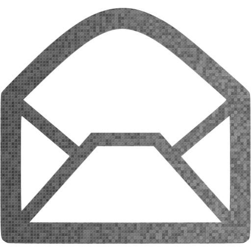 Custom Color Email Icon