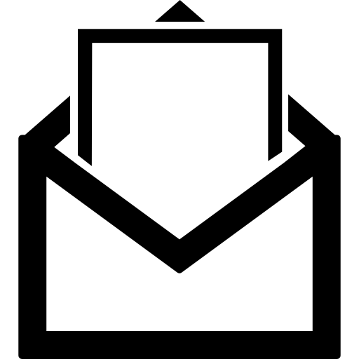 Open Mail Icons Free Download