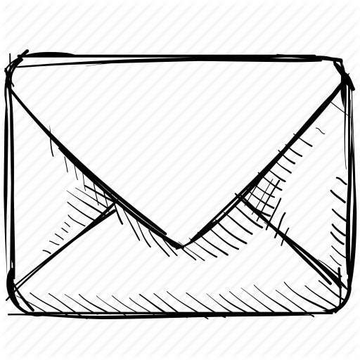 Mail Icon Line Transparent Png Clipart Free Download