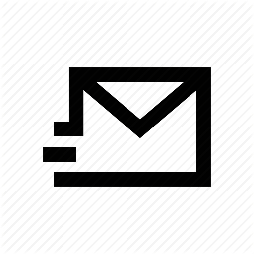 Email Icon Png White