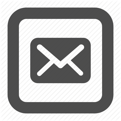Email Icon Square
