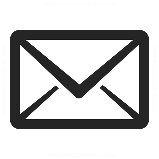 Mail Icon Iconexperience