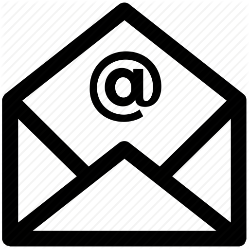 Black Mail Icon Transparent Png Clipart Free Download