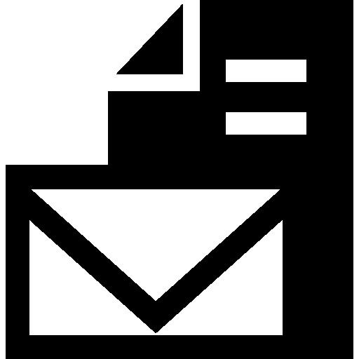 Black, Interface, Email, Back, Closed, Dark, Mail, Symbol