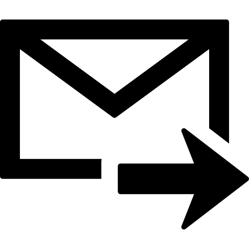 Mail Forward Button Icons Free Download