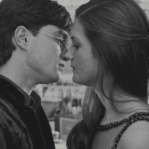 Harry And Ginny Harry Potter Movies