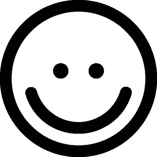 Emoticon Smile, Ios Interface Symbol Icons Free Download