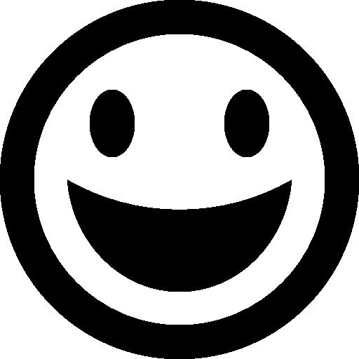 Happy Emoticon Icons Free Download