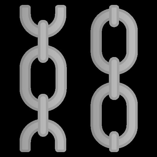 Chains Icon Noto Emoji Objects Iconset Google