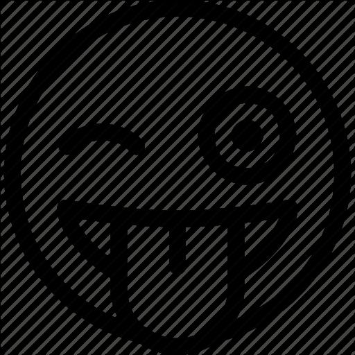 Emoji, Emoticon, Fun, Funny Icon