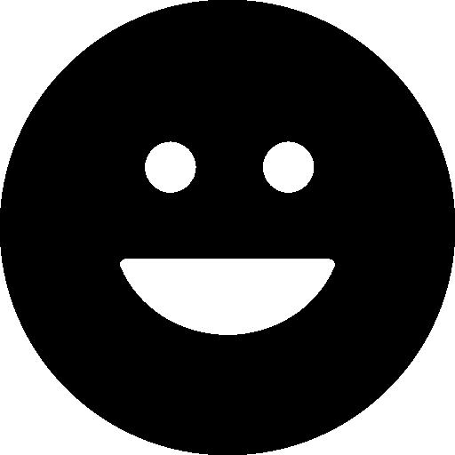 Emoticon Square Smile Icons Free Download