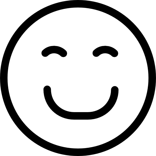 Smiley Face Black And White Transparent Png Clipart Free