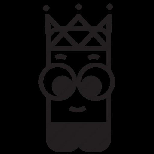 Download Dooda,king,crown,royal,prince,emperor Icon Inventicons