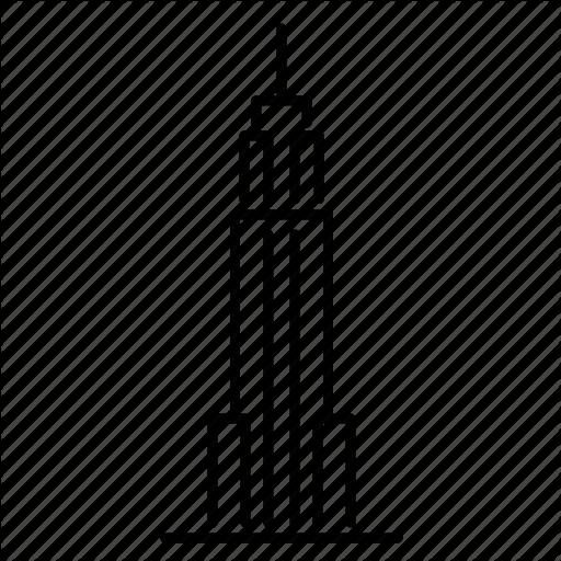 Building, Empire State Building, New York, Office, Skyscraper, Usa
