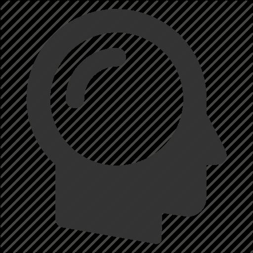Avatar, Empty, Head, Person, Profile, Thinking, User Icon