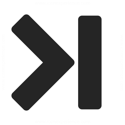 Navigate End Icon Iconexperience