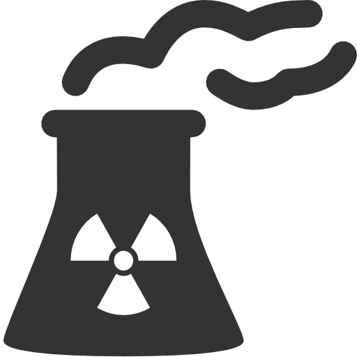 Collection Of Nuclear Energy Icons Free Download