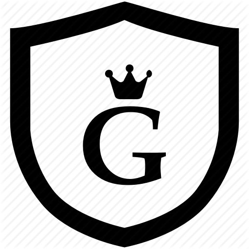 Alphabet, Crown, English, G, Letter, Royal Icon