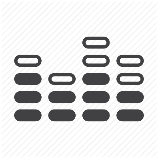 Audio, Eq, Equalizer, Music, Sound Icon