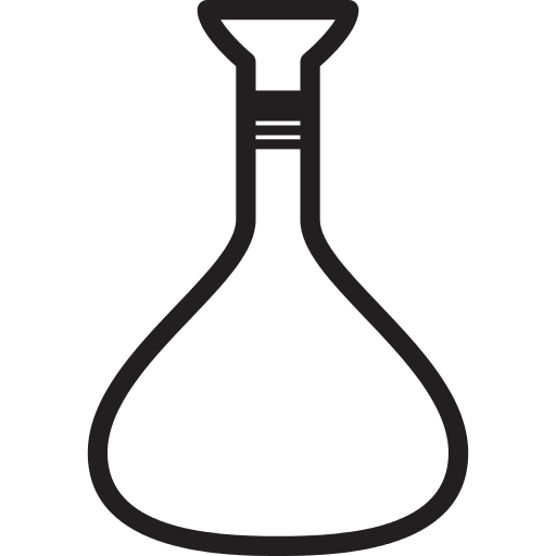 Erlenmeyer Flask Png Icon