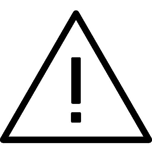 User Interface Error Icon Ios Iconset