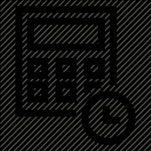 Budget, Cost, Deliver, Delivery, Estimate, Estimated Icon