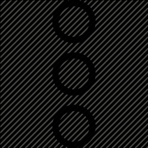 Continue, Dots, Ellipsis, Etc, More, Options, Vert Icon