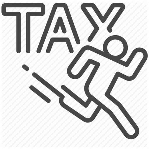 Charge, Duties, Evasion, Payable, Tax, Taxes Icon