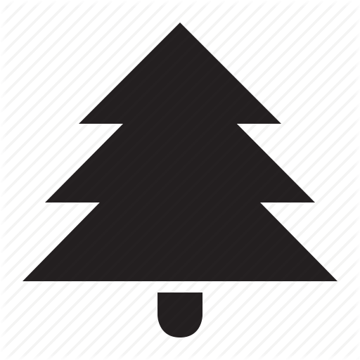 Christmas, Evergreen, Pine, Tree Icon