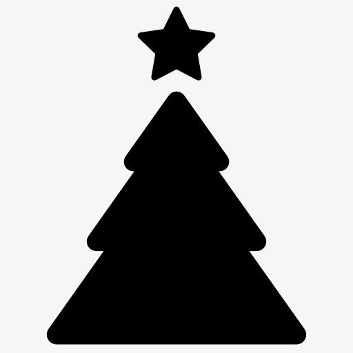 Christmas Tree Icon, Tree Clipart, Christmas Tree, Christmas Png