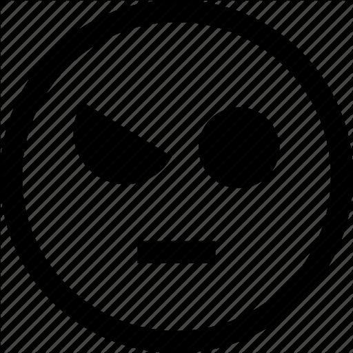 Emotion, Evil, Eye, Face, Faces Icon