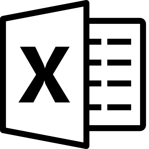 Excel Png Vector, Clipart