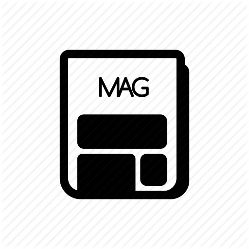 Magazine Vector Icons Images