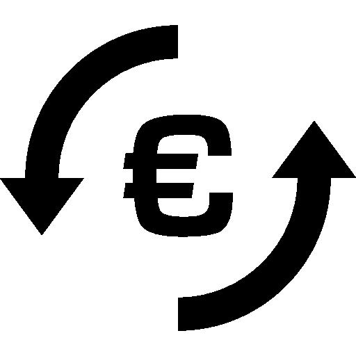 Euro Money Exchange Symbol