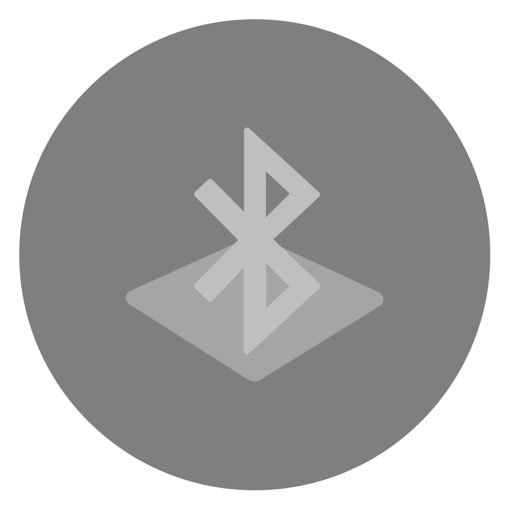 Utilities Bluetooth Exchange Icon Dynamic Yosemite Iconset