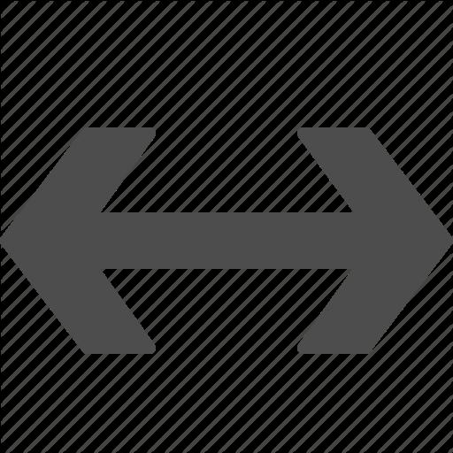 Arrow, Arrows, Exchange Icon