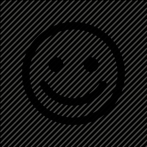 Emoji, Emoticon, Excited, Face, Happy, Satisfied, Smiley Icon