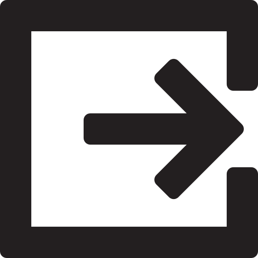 Exit Right Png Icon