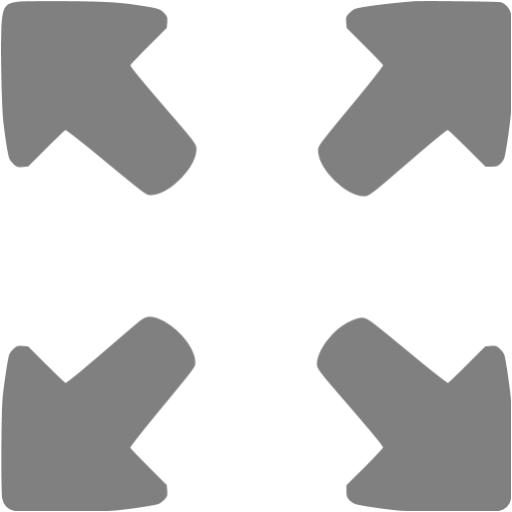 Gray Expand Icon