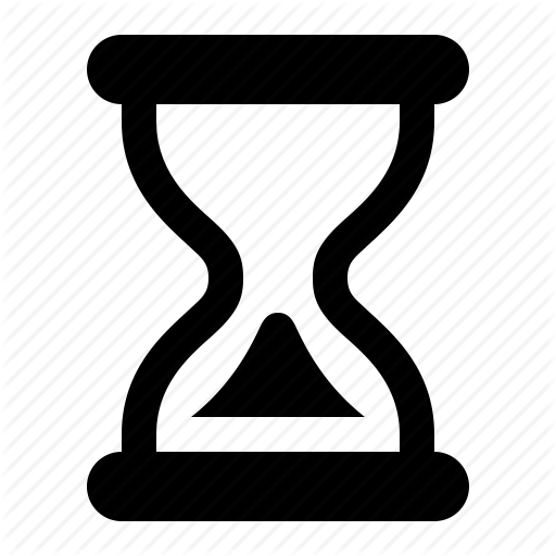 Hourglass, Loading, Progress, Time, Time Expired, Timer, Wait Icon