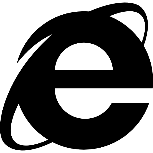 Internet Explorer Logo Icons Free Download
