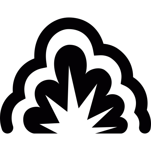 Explosion Png Icon