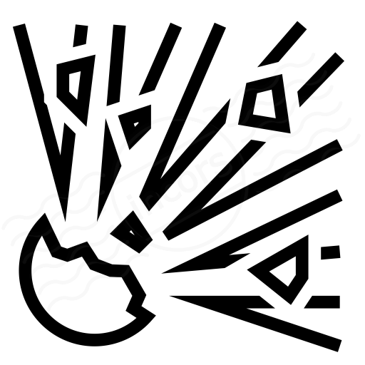 Iconexperience I Collection Explosion Icon
