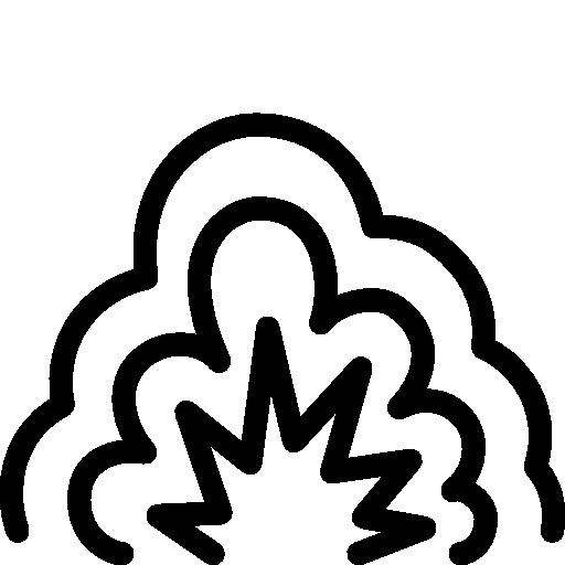 Military Smoke Explosion Icon Ios Iconset