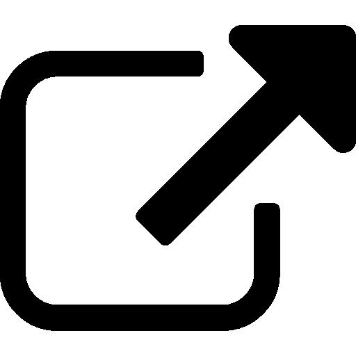External Link Symbol Icons Free Download